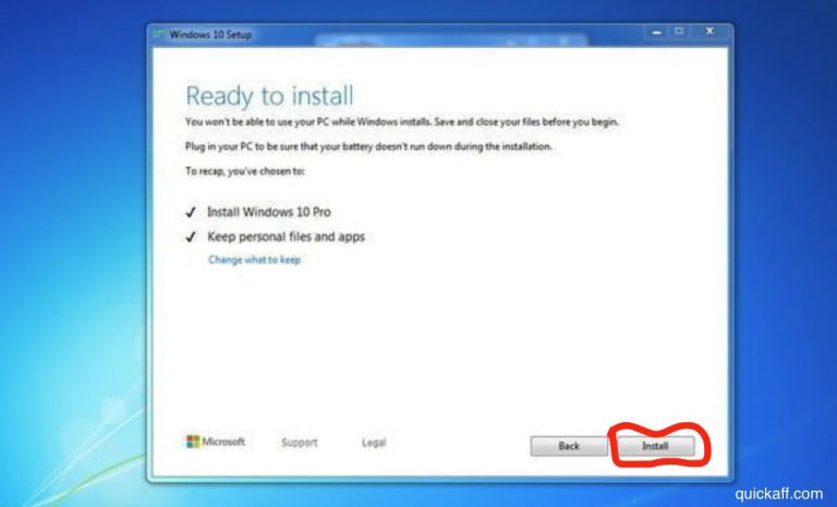 actualizar de windows 7 a windows 10 2020