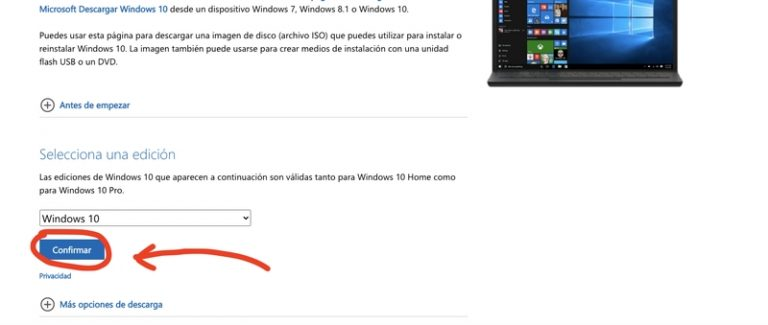 descargar windows 10 gratis con licencia