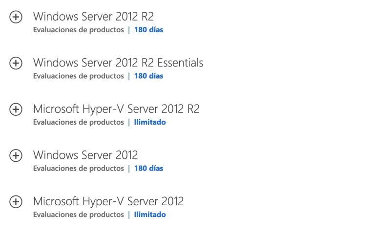 descagar windows server 2012 r2 gratis