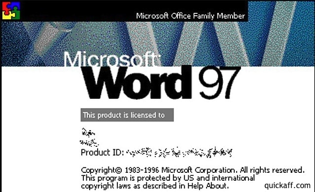 descargar word 97 gratis
